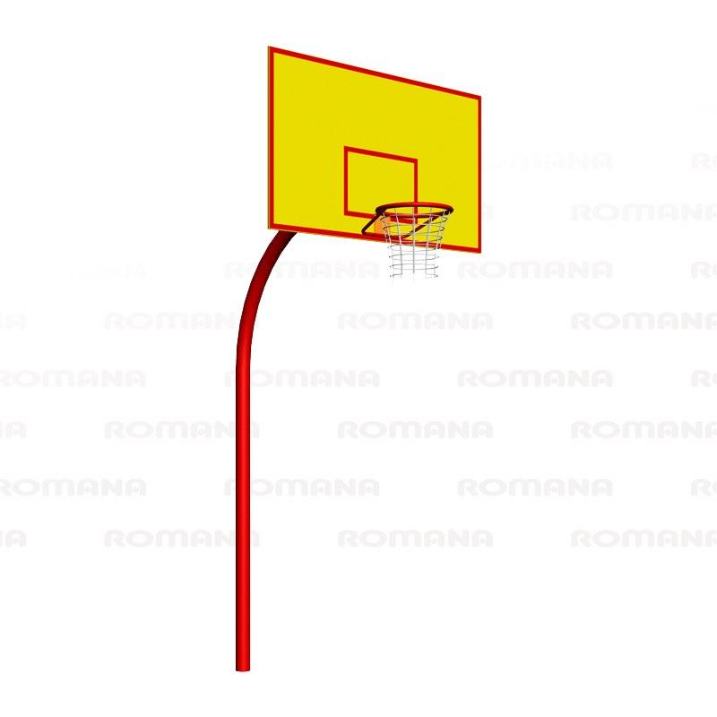 203.11.01 Щит баскетбольный 2214х1800х3937